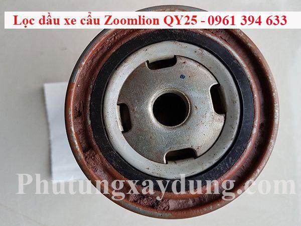 Bán lọc dầu dành cho xe cẩu Zoomlion QY25 chính hãng giá tốt-2