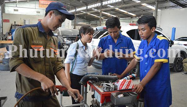 Cần bổ sung và nâng cấp các phụ tùng máy xây dựng cho ngành giáo dục-1