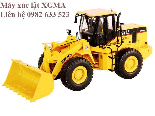 Phụ tùng máy xây dựng XGMA