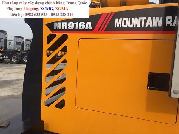 So sánh máy xúc lật mini MR916A và MR916S-3