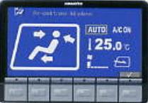 Chi tiết về máy xúc thủy lực Komatsu PC200-8, PC200LC-8-1