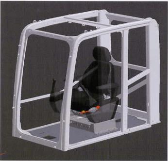 Chi tiết về máy xúc thủy lực Komatsu PC200-8, PC200LC-8-5