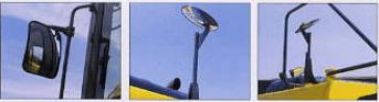 Chi tiết về máy xúc thủy lực Komatsu PC200-8, PC200LC-8-9