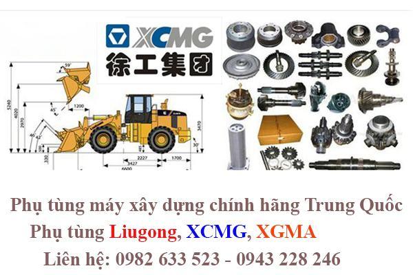 Thiết bị, phụ tùng máy công trình XCMG chính hãng Trung Quốc-1