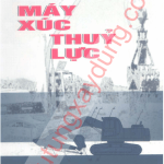 Sách giáo trình máy xúc thủy lực - Trần Xuân Hiển