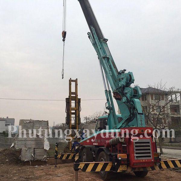 Mua bán các loại máy cẩu mới và cũ đã qua sử dụng ở Hà Nội