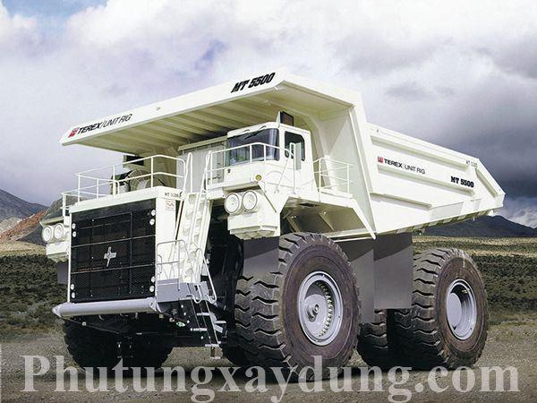 10 chiếc xe tải lớn nhất thế giới-7