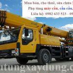 Bán hoặc cho thuê xe cẩu bánh lốp XCMG QY30K5 30 tấn