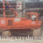 Bán và cho thuê máy cẩu xích KH180-3 Hitachi nhập khẩu Nhật 50 tấn