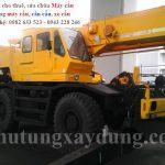 Bán và cho thuê xe cẩu bánh lốp Kato KR25 25 tấn-3