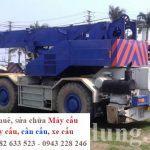 Bán và cho thuê xe cẩu bánh lốp Komatsu LW250-2 béo