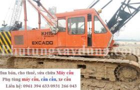 Bán và cho thuê xe cẩu bánh xích Hitachi KH150-3 40 tấn-1