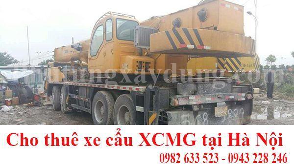 Bán xe cẩu bánh lốp XCMG 70 tấn QY80K sản xuất năm 2009-3