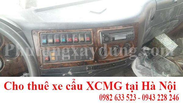 Bán xe cẩu bánh lốp XCMG 70 tấn QY80K sản xuất năm 2009-4