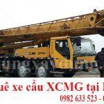 Bán xe cẩu bánh lốp XCMG 70 tấn QY80K sản xuất năm 2009-6