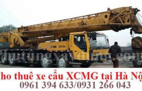 Bán xe cẩu bánh lốp XCMG 70 tấn QY80K sản xuất năm 2009-1