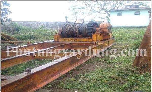 Báo giá dàn giã đá cũ (Máy khoan đập cáp) CK1800-JK6-1