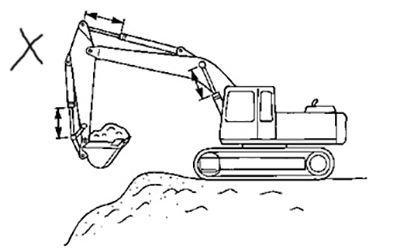 Để nâng cao tuổi thọ cho máy xúc đào cần phải chú ý-2