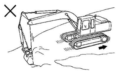 Để nâng cao tuổi thọ cho máy xúc đào cần phải chú ý-3