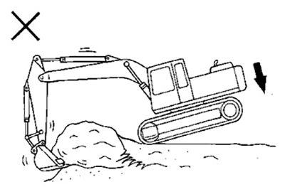 Để nâng cao tuổi thọ cho máy xúc đào cần phải chú ý-4
