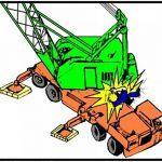 Đề phòng một số tai nạn thường gặp khi vận hành xe cẩu-1