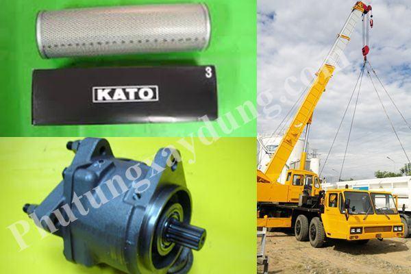 Phụ tùng xe cẩu Kato chính hãng, giá rẻ nhất thị trường