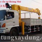 Cần thuê xe tải gắn cẩu tại quận Hoàng Mai gọi ngay 0982 633 523