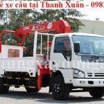 Cho thuê xe cẩu tại quận Thanh Xuân - gọi ngay 0982 633 523