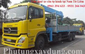Đơn vị cho thuê xe cẩu tự hành tại quận Nam Từ Liêm giá rẻ