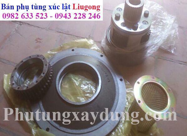 Một số hình ảnh về phụ tùng xe xúc lật Liugong Trung Quốc-5