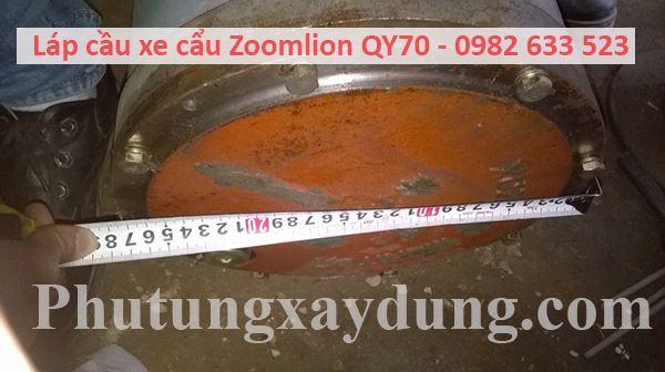 Láp cầu xe cẩu Zoomlion QY70 70 tấn-2