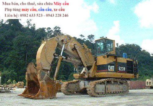 34 loại máy công trình được dùng nhiều trong xây dựng ở Việt Nam-10