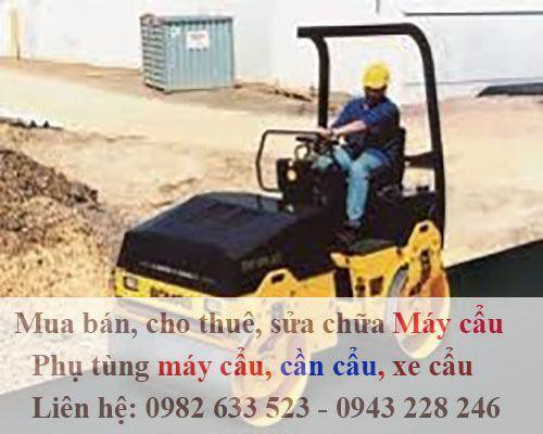 34 loại máy công trình được dùng nhiều trong xây dựng ở Việt Nam-18