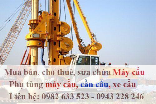 34 loại máy công trình được dùng nhiều trong xây dựng ở Việt Nam-21
