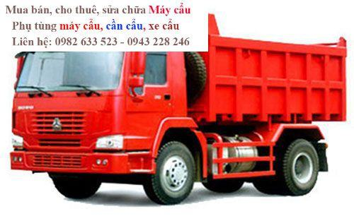 34 loại máy công trình được dùng nhiều trong xây dựng ở Việt Nam
