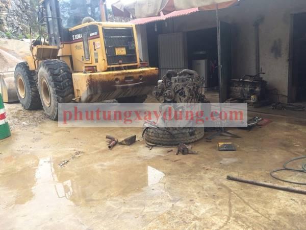 Sửa chữa máy xây dựng trên toàn quốc - 0982633523
