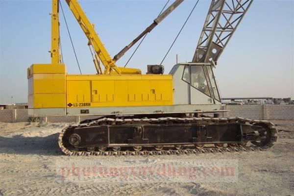 Bán cho thuê cẩu xích 100 tấn Sumitomo LS238