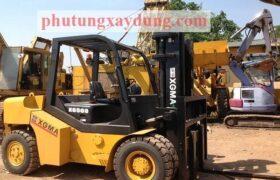 Xe nâng hàng XGMA XG560 trọng tải 6 tấn